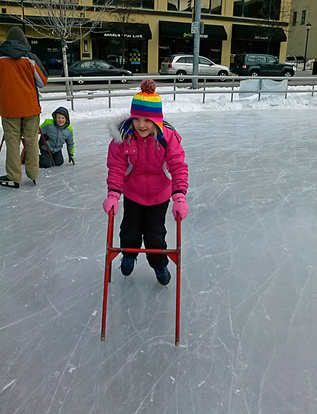 Ice Skating at Rosa Parks Circle – Grand Rapids – Day Trip ...
