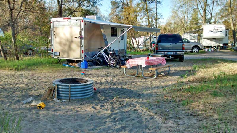 2-campsite-69-muskegon-state-park-channel
