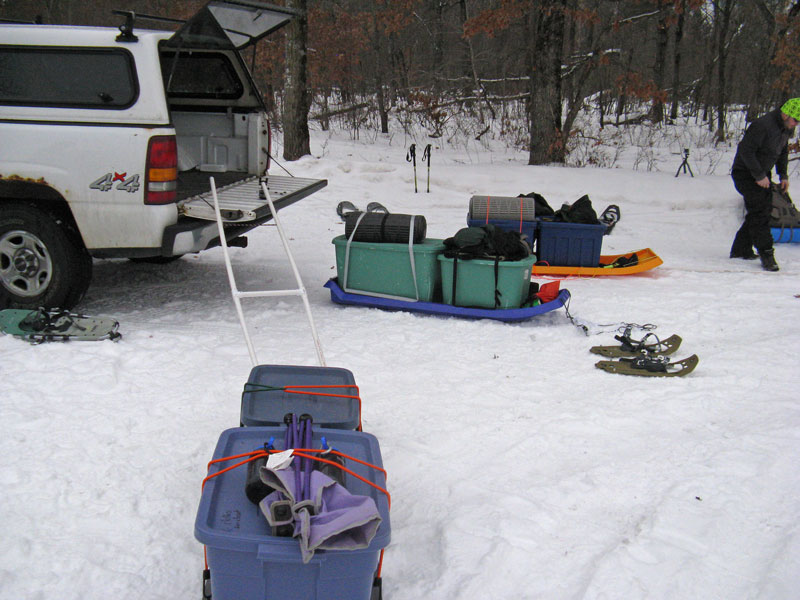 1-getting-ready-pine-valleys-pathway-winter-camp