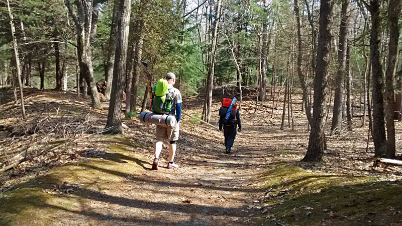 3-backpacking-ludington-state-park