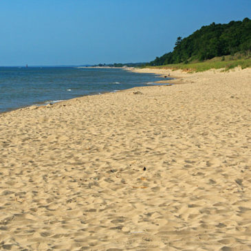 Rosy Mound Natural Area – Grand Haven, Michigan – Day Trip