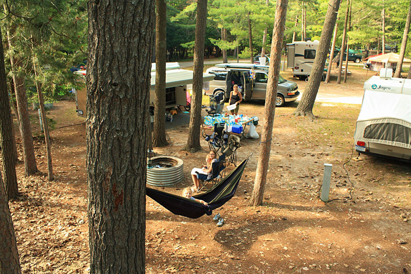 Young State Park – Camping, Hiking and Mountain Biking