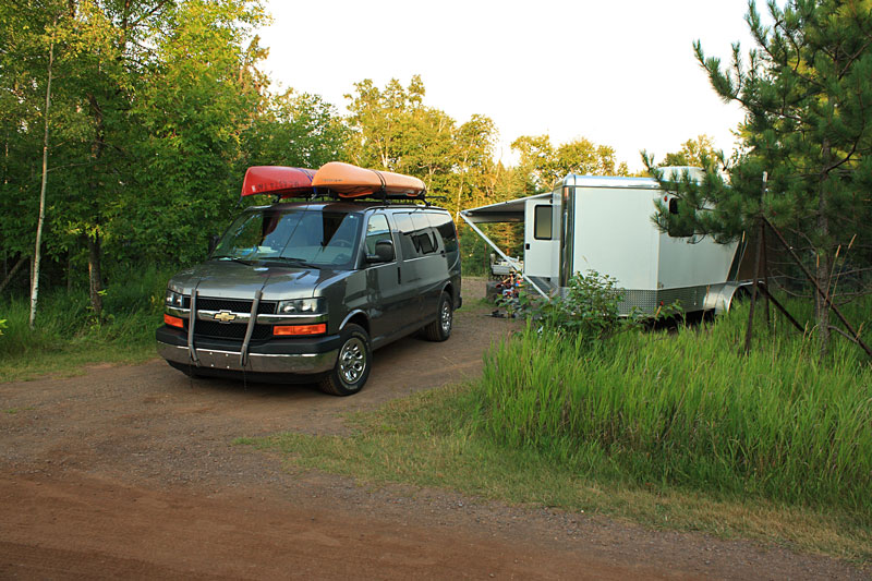 Gooseberry Falls State Park – Camping on the North Shore