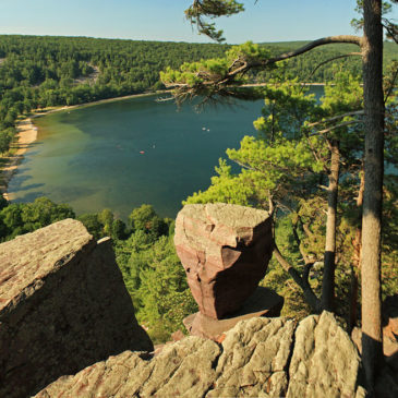 Devils Lake State Park – Camping & Hiking